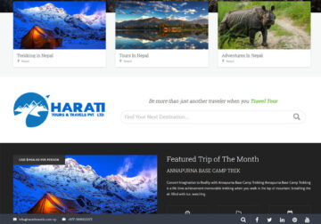 Harati Travels & Tours